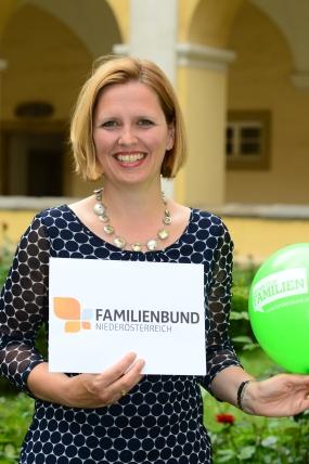 Familienbund: Irene Bamberger