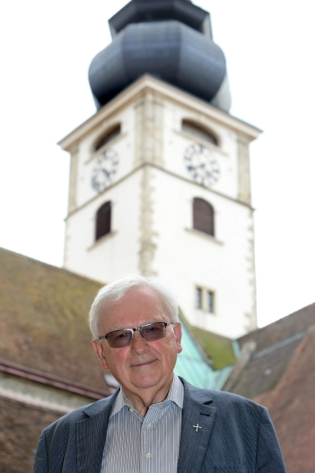 Dompfarre: Norbert Burmettler